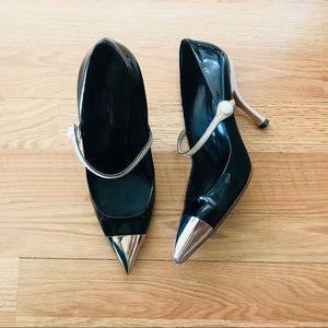 💯Authentic Louis Vuitton Cap Toe Heels